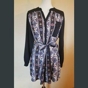Cute and Comfortable Shirt Dress - EUC!